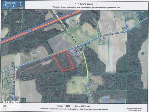 Lowell Mill 12 : Selma : Johnston County : North Carolina