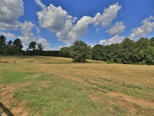 19+ Acres Of Gently Rolling Land : Monroe : Walton County : Georgia
