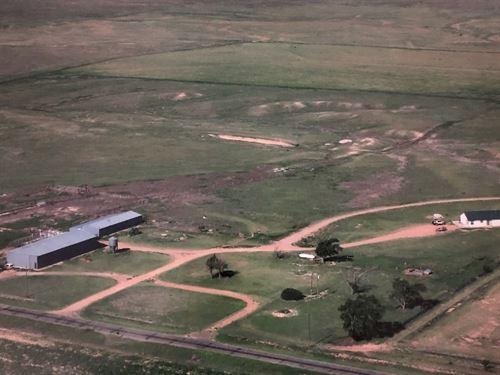 Calhoun Ranch : Meade : Kansas