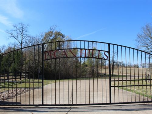 Pecan Hills Ranch : Plantersville : Grimes County : Texas