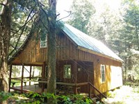 Camp Carterville : Amboy : Oswego County : New York