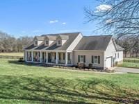 Horse Farm Country Property : Remington : Fauquier County : Virginia