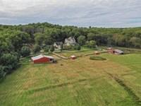 Beautiful Farm Near Ava, Missouri : Ava : Douglas County : Missouri