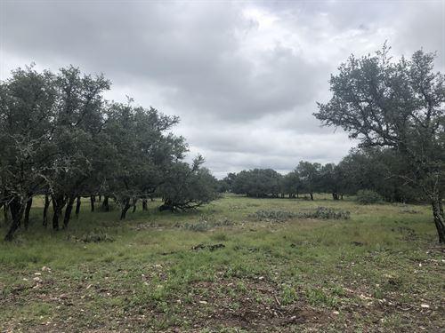 21 Acres Nw Of Menard : Menard : Texas