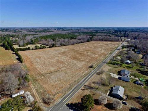 Under Contract, 280 Acres of Deve : Oxford : Granville County : North Carolina