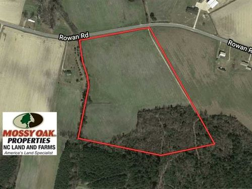 Reduced, 26 Acres of Residential : Lumberton : Robeson County : North Carolina