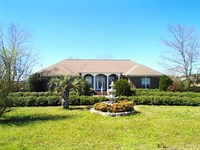 352.8 Acres With A Home In Winston : Louisville : Winston County : Mississippi