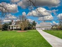 Historic Whistle'n Dixie Farm : Rutledge : Morgan County : Georgia