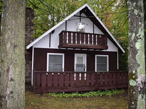 Hillman MI Home, Hunting Property : Hillman : Montmorency County : Michigan
