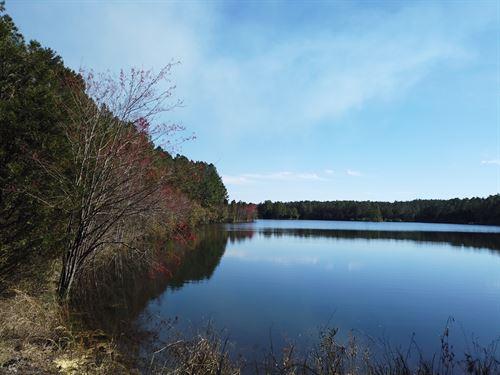 Sandhills Tract : Cheraw : Chesterfield County : South Carolina