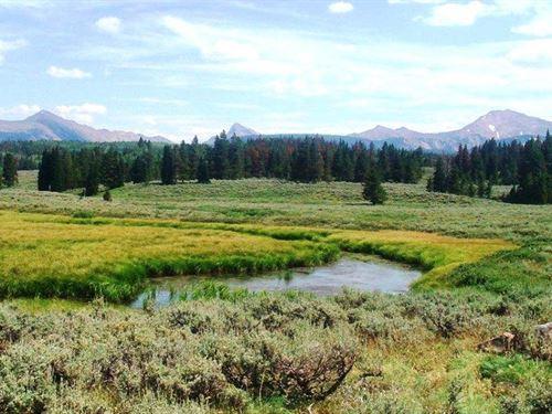 Little Bear Ranch : Kamas : Summit County : Utah