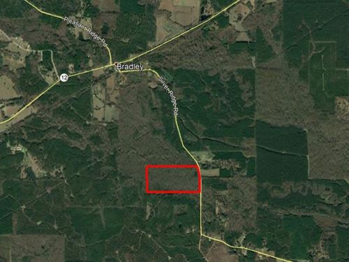 77.5 Acres, Silver Ridge Rd : Sturgis : Oktibbeha County : Mississippi