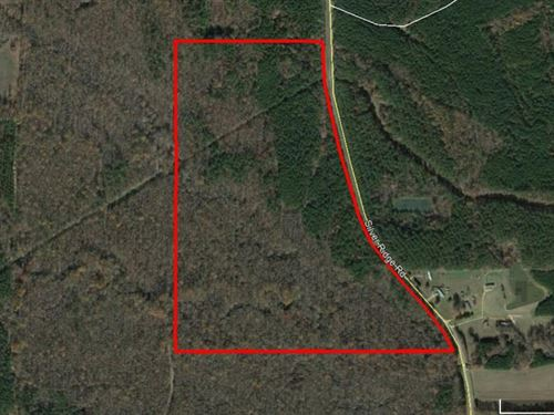 103 Acres, Silver Ridge Rd : Sturgis : Oktibbeha County : Mississippi