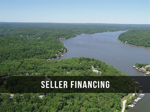 Huge 81 Acres At Lake Of The Ozarks : Camdenton : Camden County : Missouri