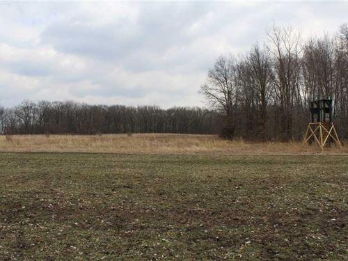 53 Hunting/Recreational Piece : Winamac : Pulaski County : Indiana