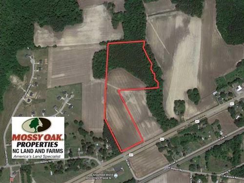 Under Contract, 16.44 Acres of In : Lucama : Wilson County : North Carolina