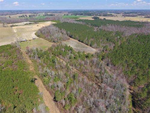 Under Contract, 43 Acres of Farm : Lucama : Wilson County : North Carolina