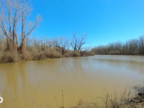 The Cut-Off Farm And Wildlife Tract : Plumerville : Perry County : Arkansas