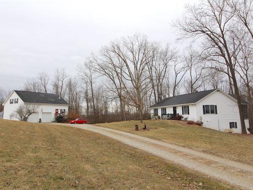 Tr 80, 20 Acres : Warsaw : Coshocton County : Ohio