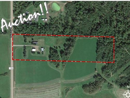 Absolute Auction 10 Acre Land : Kettle River : Carlton County : Minnesota