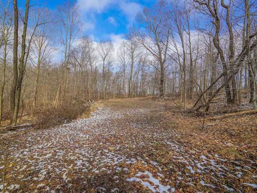 Cullison Rd, 80 Acres : Frazeysburg : Licking County : Ohio