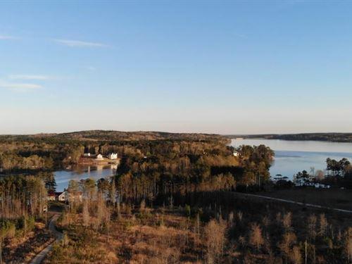 Lake Wateree Development Tract : Camden : Kershaw County : South Carolina