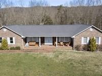 Tennessee Farm, Hawkins : Rogersville : Hawkins County : Tennessee