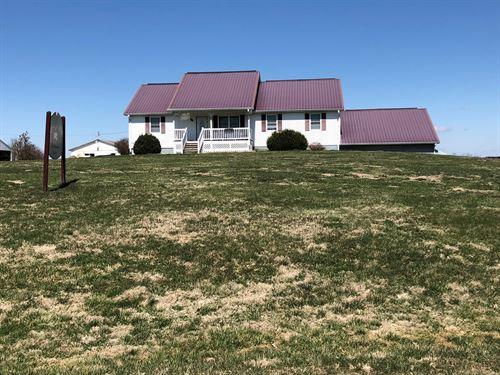 Home, Acreage, Green County : Hardyville : Green County : Kentucky