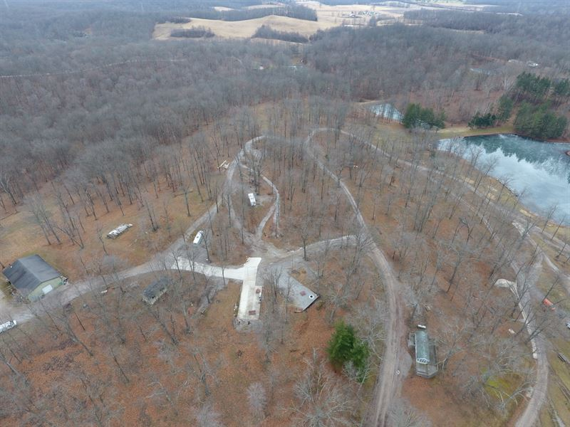 Stand Pipe Rd, 64 Acres : Jackson : Jackson County : Ohio