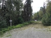 13.32 Private & Secluded Homesite : Wasilla : Matanuska-Susitna Borough : Alaska