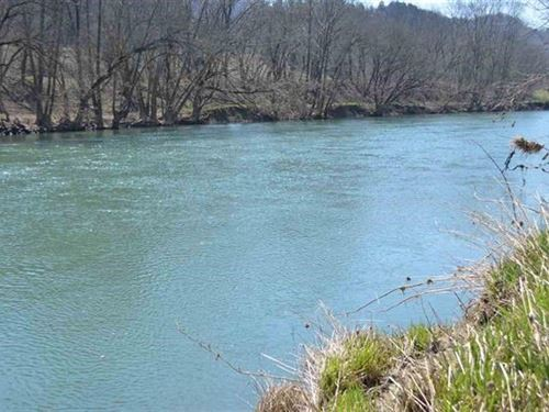 Riverfront Property Sneedville : Sneedville : Hancock County : Tennessee