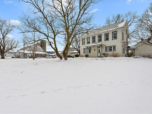 144 Acre Farm : Bethel : Berks County : Pennsylvania