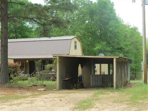 Price Reduce, Country Home : Ft Towson : Choctaw County : Oklahoma