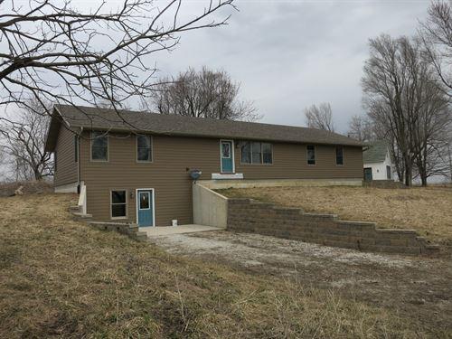 Country Home 80 Acres M/L Pasture : Hatfield : Harrison County : Missouri