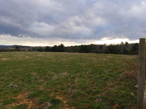 Large Acreage Tract in Pilot VA : Pilot : Montgomery County : Virginia