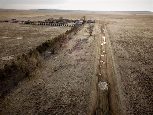 Karst Ranch : Grover : Weld County : Colorado