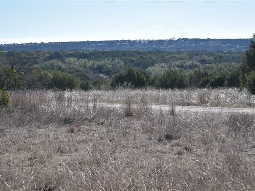 Central Texas Land For Sale, 35 : Lometa : Mills County : Texas