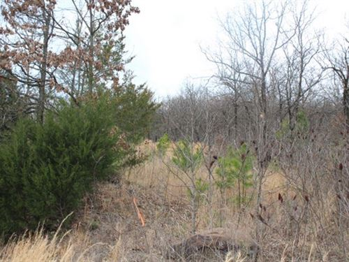 17.18 Acre Home Site Close to : Poteau : Le Flore County : Oklahoma