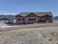 7433577, Spacious, Ranch Style Home : Buena Vista : Chaffee County : Colorado