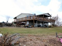 13 Acres, Private And Secluded Home : Stillwater : Columbia County : Pennsylvania