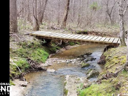 Barton's Creeks Hunting And Timber : Roxboro : Person County : North Carolina