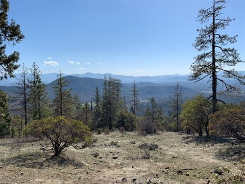 Granite Hill Rd Overlook : Grants Pass : Josephine County : Oregon
