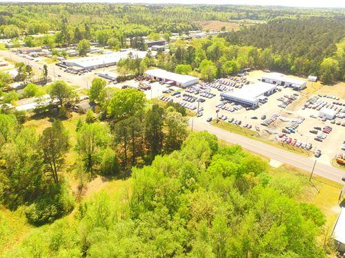 Commercial Land Building : Arkadelphia : Clark County : Arkansas