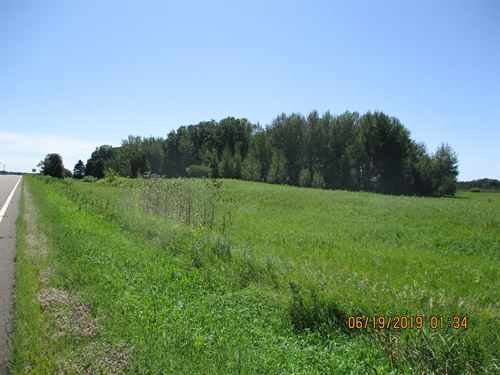 10 Acres Pine County to Build : Grasston : Pine County : Minnesota
