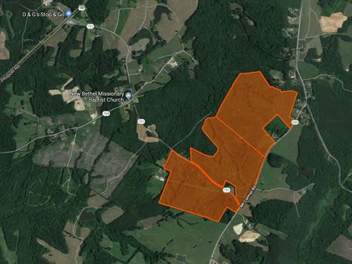 Acreage in Halifax Virginia : Halifax : Virginia