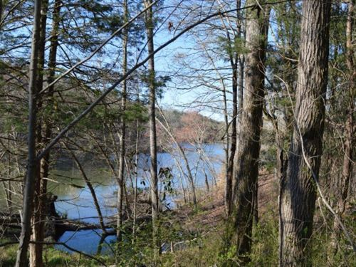 Reduced 34 Acres Near Lake Ha : Fair Play : Oconee County : South Carolina