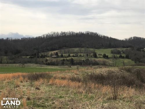 Graysburg Hills Large Acreage Estat : Chuckey : Greene County : Tennessee
