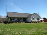 Country Home Acreage Tn, Shops, Row : Sardis : Hardin County : Tennessee