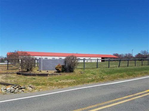 Quarter Horse Farm, 26.17 Acres : Cherryville : Gaston County : North Carolina