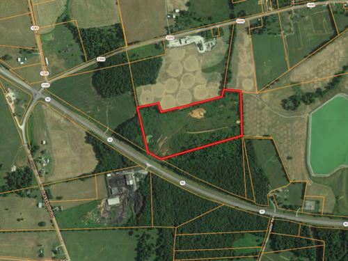 39.80 Commercial Acres Highway 90 : Albany : Clinton County : Kentucky